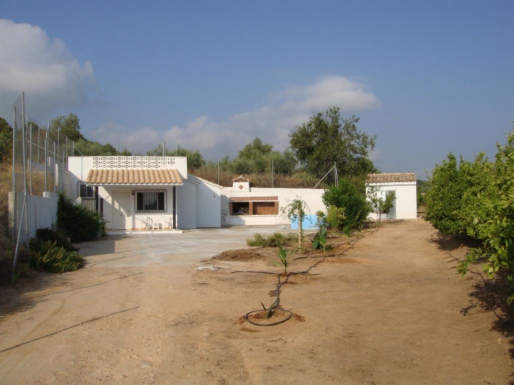 Casa de campo en llanera de ranes inmobiliaria llagaria inmuebles en venta y alquiler - Casa de campo valencia ...